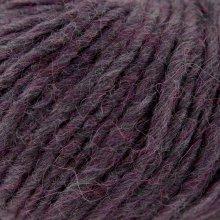 Laine d'alpaga Trappeur Violet Myrtille 37