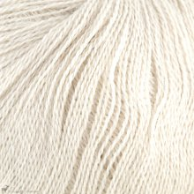 Laine d'alpaga Fine Lace Blanc Ecru 928