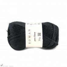 Fil de lin Pure Linen Noir Atacama 392