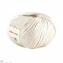 Fil de coton Softknit Cotton Blanc Crème 570