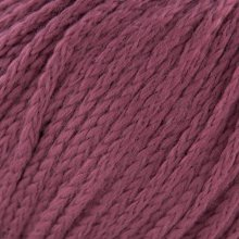 Fil de coton Softknit Cotton Vieux Rose 583