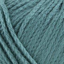 Fil de coton Softknit Cotton Vert Algue 581