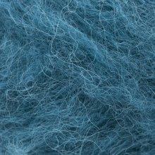 Laine d'alpaga Børstet Alpakka Bleu Pétrole 6563