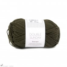 Laine mérinos Double Sunday Petite Knit Into The Woods 9882