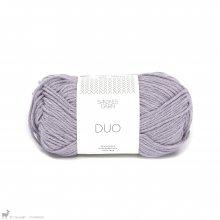Laine mérinos Duo Violet Lilas 4631