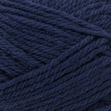Laine de mouton Peer Gynt Bleu Marine 5575