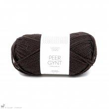 Laine de mouton Peer Gynt Brun Coco 3082