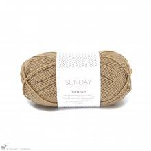 Laine mérinos Sunday Petite Knit Camel 2542