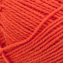 Laine mérinos Sunday Petite Knit That Orange Feeling 3819