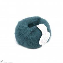 Fil de soie Tynn Silk Mohair Bleu Pétrole 6564