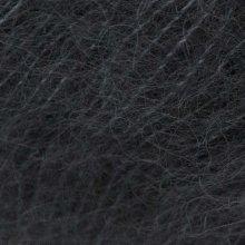Fil de soie Tynn Silk Mohair Noir 1099