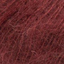 Fil de soie Tynn Silk Mohair Rouge Profond 4054