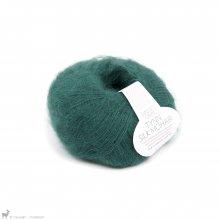 Fil de soie Tynn Silk Mohair Vert Bouteille 7272