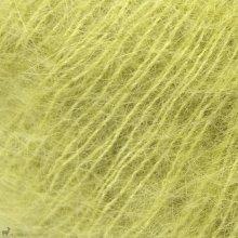 Fil de soie Tynn Silk Mohair Vert Prairie 2024