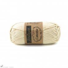 Fil de coton Catona 50 Blanc English Tea 404