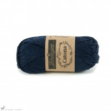 Fil de coton Catona 50 Bleu Ultramarine 124