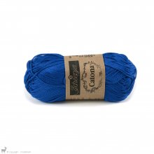 Fil de coton Catona 50 Electric Blue 201