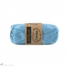 Fil de coton Catona 50 Sky Blue 510