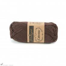 Fil de coton Catona 50 Brun Black Coffee 162