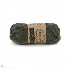 Fil de coton Catona 50 Vert Dark Olive 387