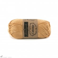 Fil de coton Catona 50 Brun Topaz 179