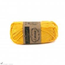 Fil de coton Catona 50 Jaune Yellow Gold 208