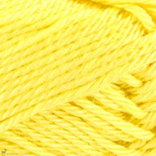 Fil de coton Catona 50 Jaune Lemon 280