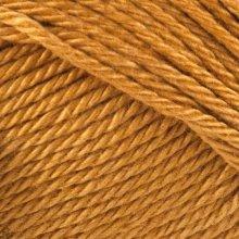 Fil de coton Catona 50 Jaune Ginger Gold 383
