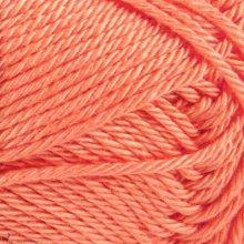 Fil de coton Catona 50 Orange Peach 386
