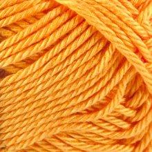 Fil de coton Catona 50 Jaune Sweet Orange 411