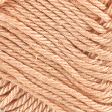 Fil de coton Catona 50 Orange Vintage Peach 414