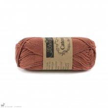 Fil de coton Catona 50 Brun Brick Red 504
