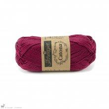 Fil de coton Catona 50 Rouge Ruby 517