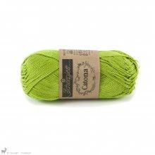 Fil de coton Catona 50 Vert Kiwi 205