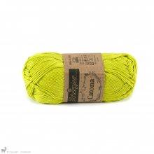 Fil de coton Catona 50 Green Yellow 245