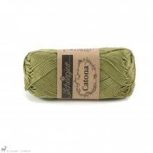 Fil de coton Catona 50 Vert Willow 395