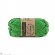 Fil de coton Catona 50 Vert Emerald 515