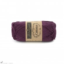 Fil de coton Catona 50 Shadow Purple 394
