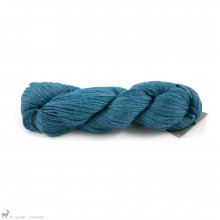 Laine d'alpaga Canopy Fingering Bleu Macaw 080