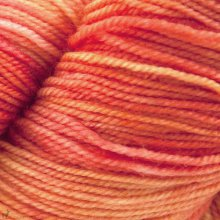 Adorn Luxe Orange Crush - Three Irish Girls Yarn