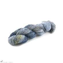 TOT Single Sock Dark Soul - Tôt Le Matin Yarns