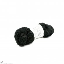 Fil de bambou Pleiades Sock It's Black