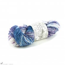 Fil de bambou Pleiades Sock Sea Goddess Speckle
