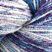 Pleiades Sock Sea Goddess Speckle - Vegan Yarn