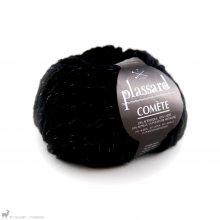 Laine d'alpaga Comète Noir Infini 05
